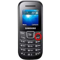SamsungE1200M 電源を入れる